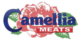 Camellia Foods Logo and testimonial