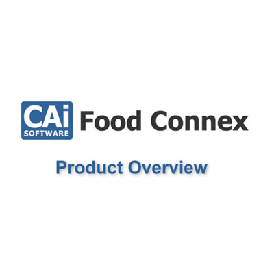 Food Connex Introduction